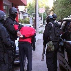 Полицейска акция против измамници