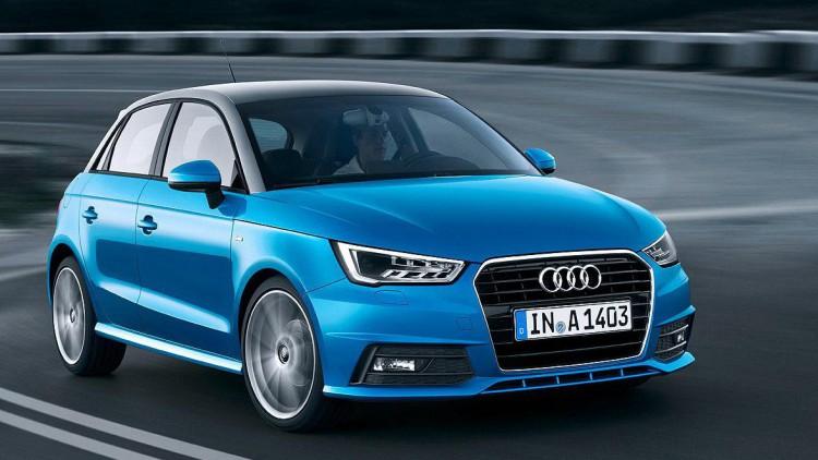 Audi A1 вече няма да има дизелова версия