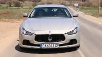 ТЕСТ: Maserati Ghibli - урок по италиански за германци