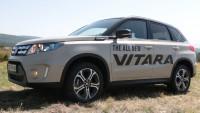 ТЕСТ ДРАЙВ: Новото Suzuki Vitara (видео)
