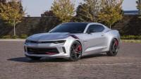 "Chevrolet показа ""нажежена"" Camaro концепция (снимки)"