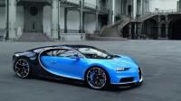 Bugatti: Chiron може да стигне до 450 км/ч