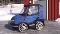 Швед констриура уникално екологичен автомобил