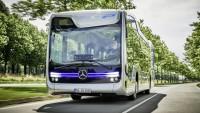 Mercedes прави безпилотен градски автобус