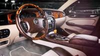 "Български ""малцов"" тунинг за Jaguar XJ"