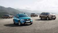 Dacia освежи Sandero и Logan