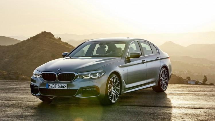 Новото BMW 5-та Серия