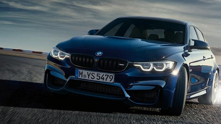 Обновеното BMW M3