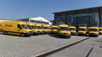DHL заложи на Mercedes-Benz Sprinter