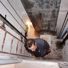 Мъж падна в асансьорна шахта в София<br /> 1 снимки