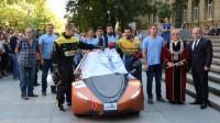 Русенския университет създаде водороден автомобил
