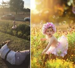 Фотограф показа истината за красивите снимки<br /> 23 снимки