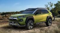 Toyota готви нов футуристичен SUV