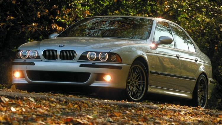 BMW M5 E39 (1998–2003)