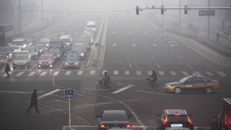 Задръстванията в Китай са сериозен проблем