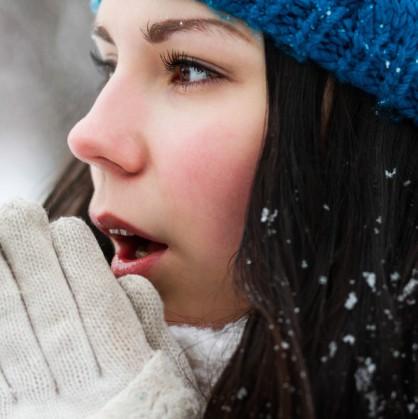 Идат студ и превалявания от сняг