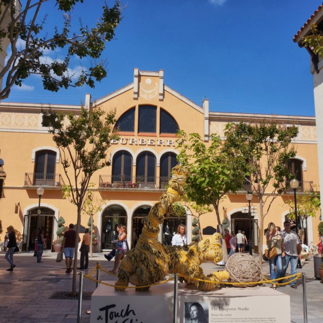 Рока e името на изгодния шопинг до Барселона