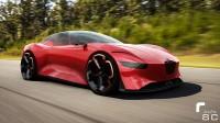 Alfa Romeo 8C ще е хибридна суперкола