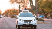 Автономна кола на Apple катастрофира