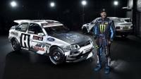 Кен Блок подготвя нов Ford Escort RS Cosworth